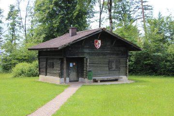 Kleines Pfadiheim